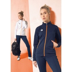 Cleve Ladies Stretched Fit Jacket